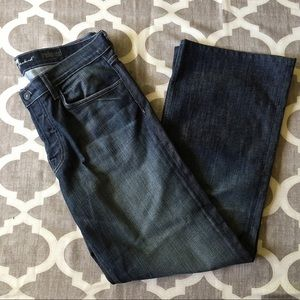 7 For All Mankind Relaxed Jeans Size 34 X 30